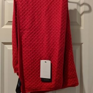 NWT!! Chaos lux cashmere blend scarf